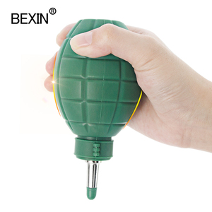 Image 2 - Lens Duster Cleaner Camera Air Blowing Ball Dust Cleaning Hand Pump for Camera Microscope Binoculars & Filters