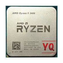 AM4 CPU Processor Amd Ryzen 2600-3.4 65W Twelve-Core Ghz Yd2600bbm6iaf-Socket R5