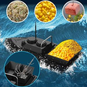 RC Bait Boat Toys Kids Small F