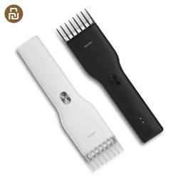 Youpin Enchen Boost USB elektryczna maszynka do strzyżenia włosów dwie prędkości ceramiczne nożyce do włosów szybkie ładowanie trymer do włosów dzieci maszynka do strzyżenia włosów|Inteligentny pilot zdalnego sterowania|   -