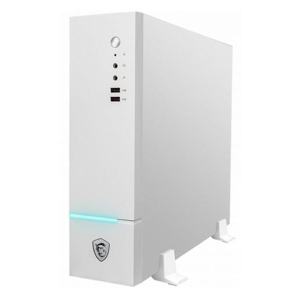 Desktop PC Gaming MSI PE130-022EU I7-8700 8 GB RAM 128 GB SSD + 1 TB W10 White