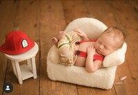 Полнолуние детский диван и подушка набор стул для позирования украшения аксессуары для фотосъемки детский диван реквизит для фотосъемки н...