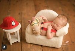 Księżyc w pełni sofa dziecięca i zestaw poduszek pozowanie dekoracja krzesła akcesoria fotograficzne sofa dziecięca noworodka fotografia rekwizyty|Fotele i sofy dziecięce|   -