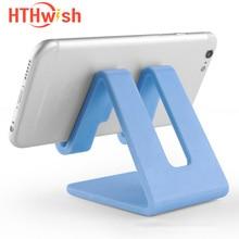 Universal moda multi cor simples portátil desktop titular do telefone tablet computador titular adequado para iphone xiaomi huawei