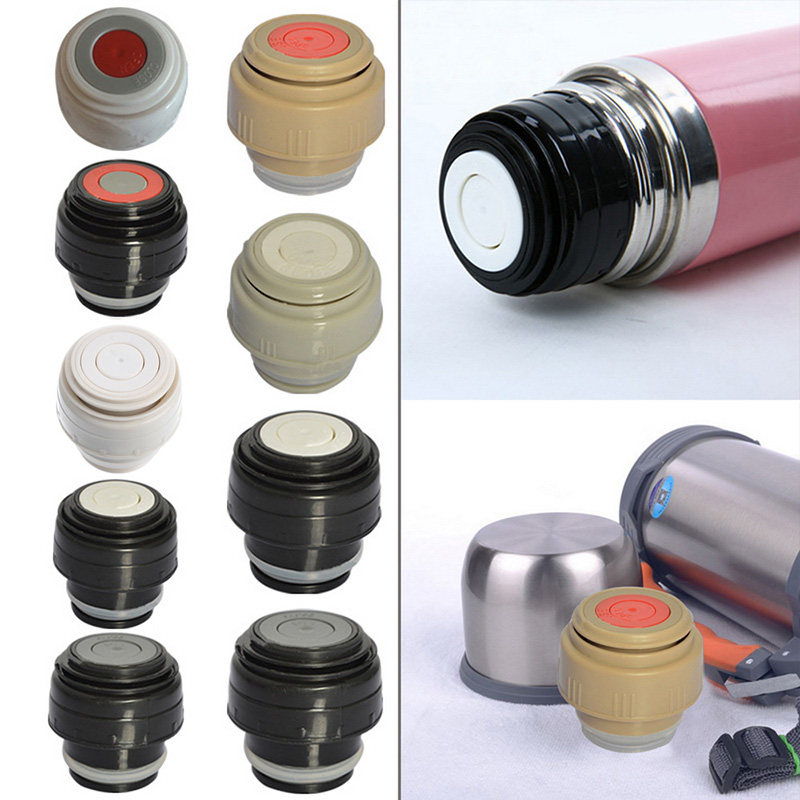 Vacuum Thermos Cover Flask Lid Cup Lid Outdoor Travel Cup Bullet Hydro Flask Cover Thermoses Accessories Stainless
