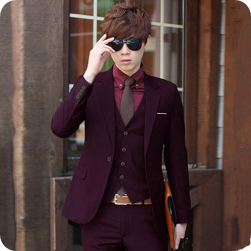 Groom Tuxedos Latest Coat Pants Designs Mens Wedding Suits Prom Suits Man Blazers Man Blazer 3 Pieces
