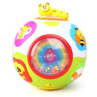 Baby Music and animal early education toys 2 year old baby gift