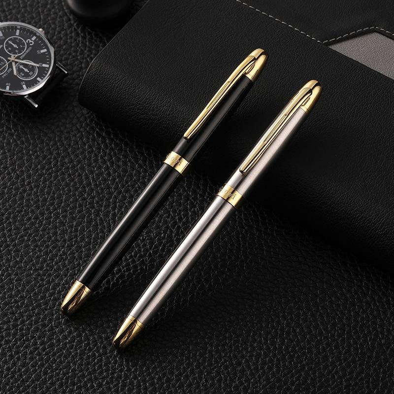 CCCAGYA A328 Высококачественная классическая чернильная ручка 0.38 мм, перо, Learn office, школьные канцтовары Подарок, роскошная ручка, гостиница, бизнес, авторучка