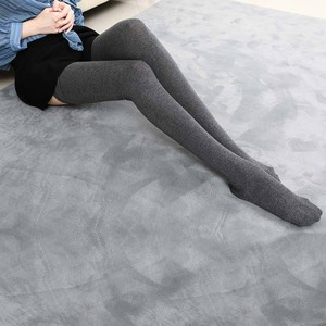 Women Knee Stocking Cotton Solid High Over Knee Stockings For Ladies Girls Warm 80cm Super Long Stocking Sexy Medias @A31