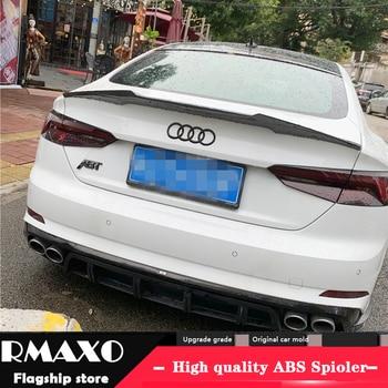 For  Audi A3 Spoiler Carbon Fiber Material 2016-2019 m4 sty ACDK Performance Style Spoiler For Audi A3 Spoiler