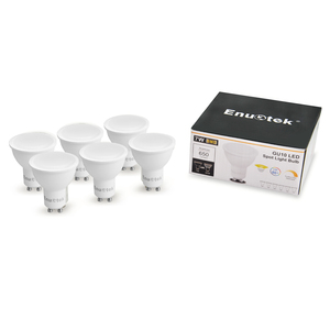 Image 5 - GU10 LED Dimmable Spotlights LED Spot Light Bulbs 7W 120° Wide Lighting Angle Warm White 3000K AC220~240V Trailing Edge Dimmable