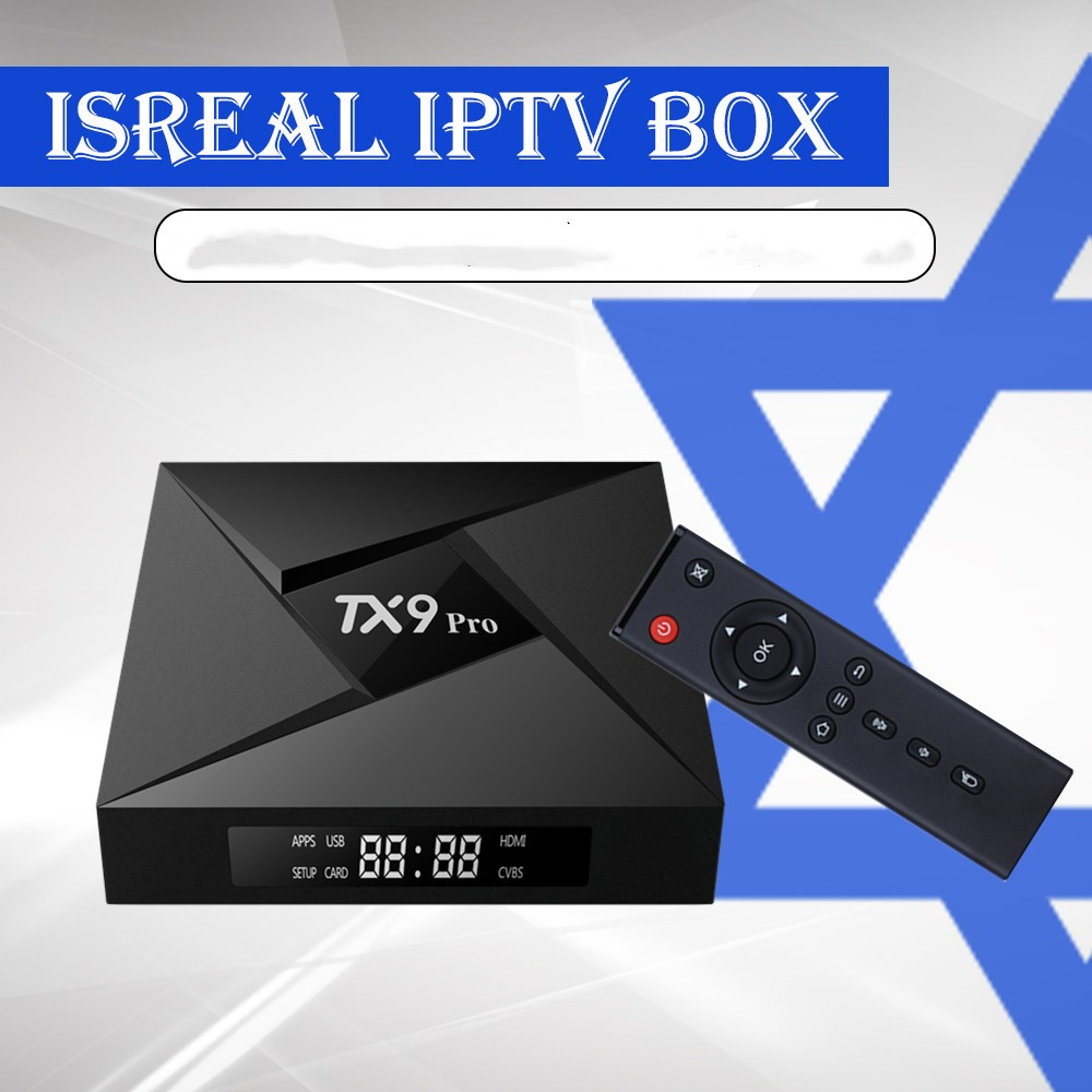 Best IPTV TX9 PRO Android 7.1 3G 32G tv box Amlogic s912 Arabic Israel German UK USA Dutch Spain Smart tv set top box(China)