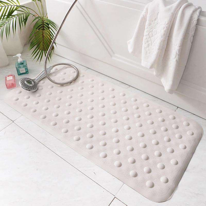 Bathroom Shower Special Anti-slip Mats 40x70cm Toilet Non-slip Massage Pads Carpet Safety Suction Bath Mats Bathroom Accessories