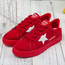 Vulcan sneakers girls comfort women spring/autumn flat round toe female shoes woman suede 2020