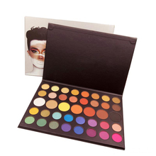 Nature Artist Palette Eyeshadow Makeup Long-lasting matte shimmer 39 colors pigment eyeshadow Limited Edition