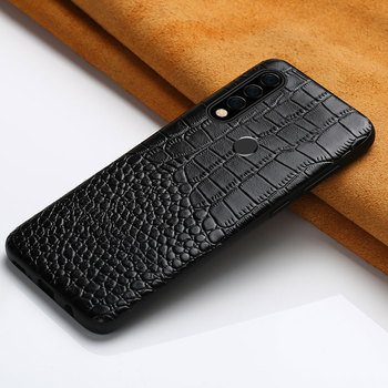 Genuine Leather phone case for Huawei Honor 9X 8X 10i 10 20 Pro 360 protective Cover For P30 P20 Pro Lite y9 y6 Y7 P SMART 2019