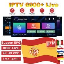 IPTV Spain espa a ESPANA DE UN ANO 1 year m3u Abonnement moto For x96mini Htv Android TV Box Android Box Enigma2 Smart TV spain games campeonato de espa ol