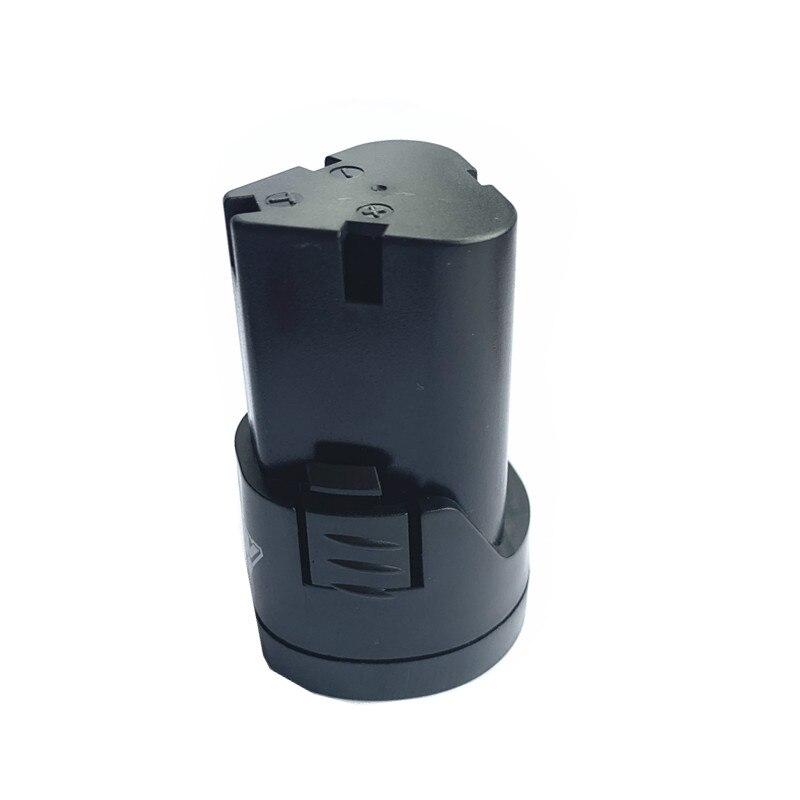 3S  10.8V 12V  Battery Box Shell Power Tools Hand Drill Plastic Accessories Battery Box