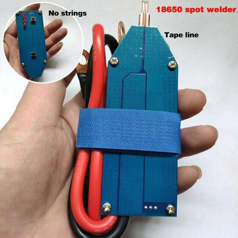 Portable Mini DIY 18650 Battery Energy Storage Spot Welder Kits 4V-12V PCB Circuit Board Welding Equipment DIY