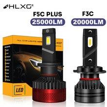 F5C F5 25000LM F3C 6000K canbus H1 H11 880 881 5202 h4 H16 9012 HB3 9005 H7 LED Auto lampe Auto Lampe 9006 HB4 scheinwerfer Licht HLXG