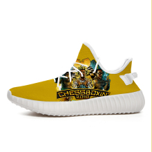 Mens Shoes C.R.E.A.M. DARE Wu-Tang Clan Underground Hip Hop Legends Lac-up Lightweight Comfortable Breathable Walking