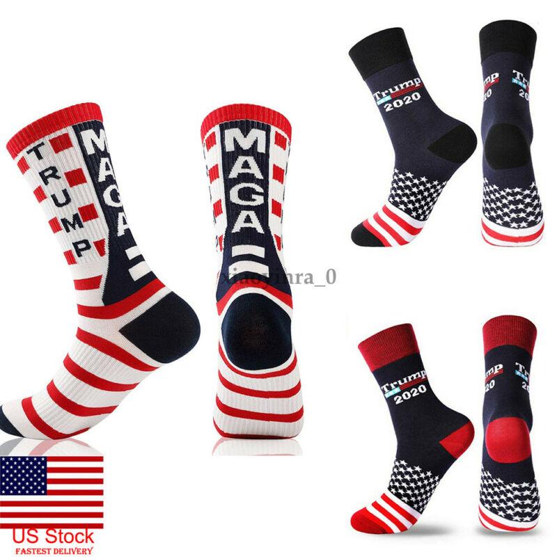 Donald Trump President Sock 2020 Make America Great Again Republican Stocking