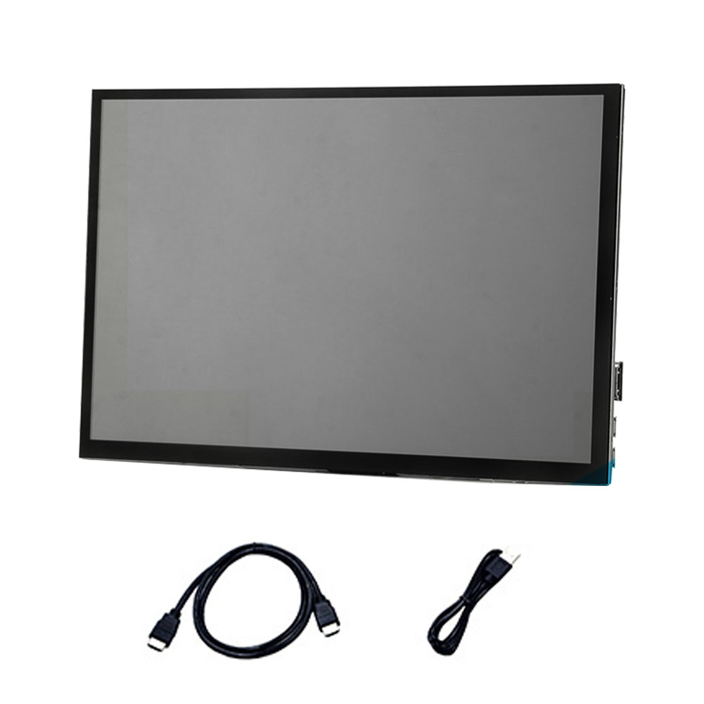<font><b>10</b></font>.1 Inch <font><b>HDMI</b></font> Display Plug And Play Accessories Capacitive LCD <font><b>Monitor</b></font> RGB HD Computer <font><b>Touch</b></font> <font><b>Screen</b></font> Backlight USB Digital image