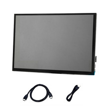 10.1 Inch HDMI Display Plug And Play Accessories Capacitive LCD Monitor RGB HD Computer Tou