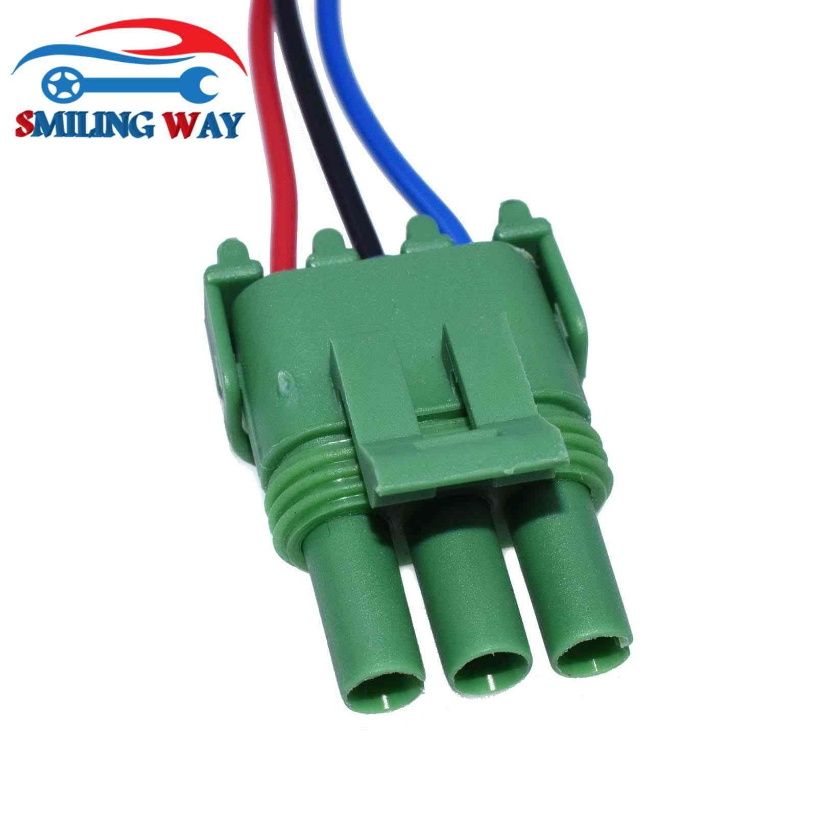 Manifold Absolute Pressure MAP Sensor w// Wiring Harness For Cadillac Buick Chevy