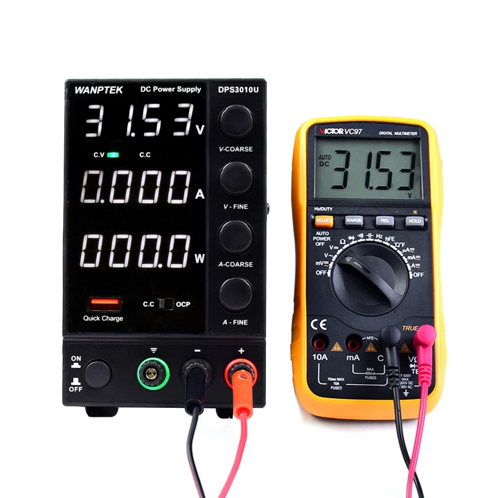 New USB Adjustable DC Laboratory 30V 10A Lab Power Supply Adjustable 60V 5A Voltage Regulator Stabilizer Switching Power Supply-2