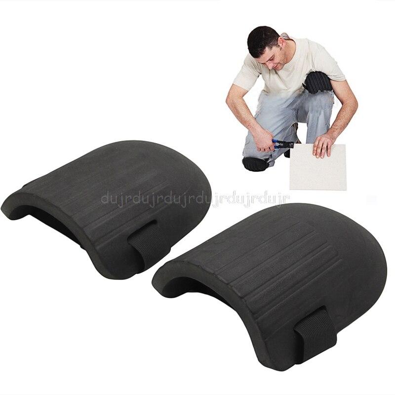 1Pair Kneepads Flexible Soft Foam Kneepads Protective Sport Work Gardening Builder Knee Protector Pads Workplace Safety Au28 19
