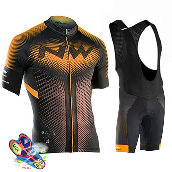 Northwave 2019 Summer Cycling Jersey Set MTB Bicycle Cycling Clothing Nw Mountain <font><b>Bike</b></font> <font><b>Wear</b></font> Clothes Maillot Ropa Ciclismo Hombre image