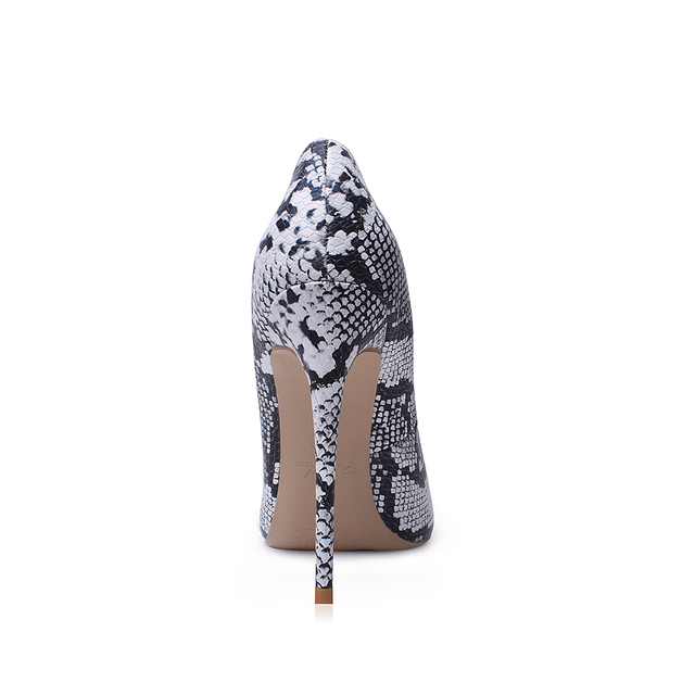Pointed Toe Shallow Pumps 2