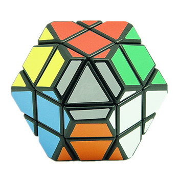 Diansheng UFO Magic Cube Speed Puzzle Cubes Educational Toy Special Toys Brain Teaser Twisty cubo magico - discount item  43% OFF Games And Puzzles