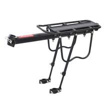 Быстросъемная полка для велосипеда, задняя стойка для горного велосипеда, багажная стойка для велосипеда, задняя стойка для переноски, оборудование для верховой езды