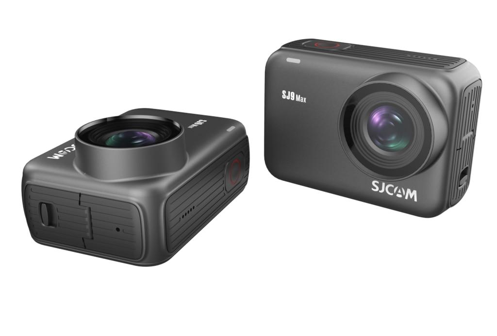 SJCAM SJ9 Max Gyro/Eis Asli 4K30FPS Wifi Remote Action Camera Novatek NT96683 Chip Live Streaming 10 M Tubuh tahan Air Kamera