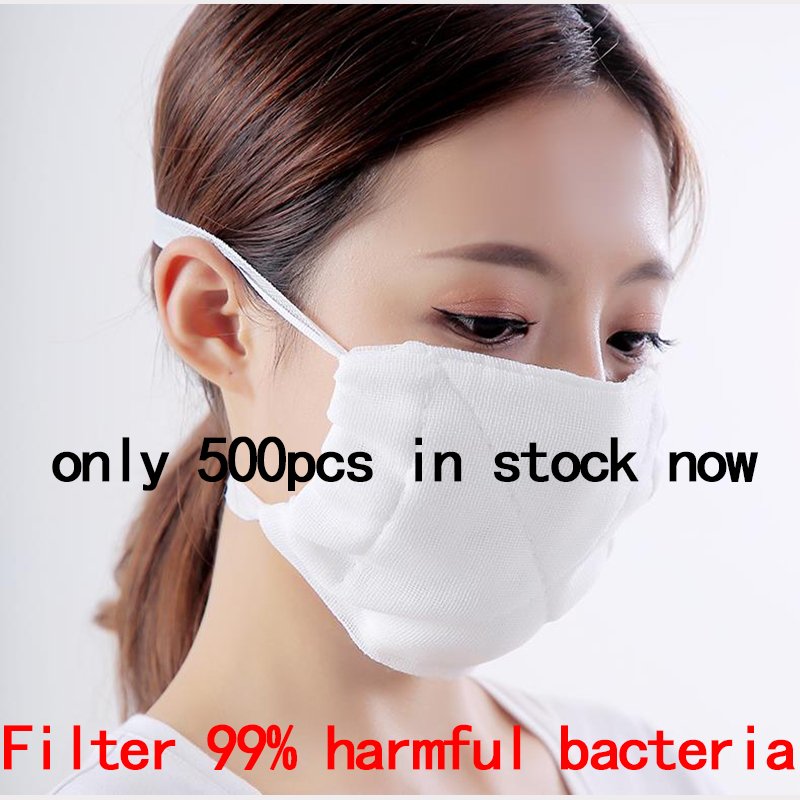 SPOT!!!Pollution Mask Anti Air Dust And Smoke Pollution Mask With Elastic Earloop Washable Mask Made For Men Women
