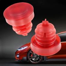 1 шт. автомобильный усилитель руля крышка резервуара для Honda Accord/Civic Ngv/Element/CR-V/Pilot/Odyssey и т. д. 35 мм* 35 мм автомобильные аксессуары