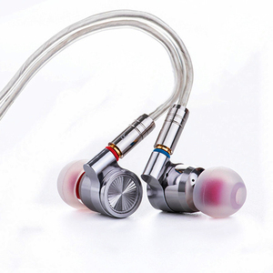 Image 2 - TinHiFi T4 Tin Audio In Ear Monitor Earphones Professional Hi Fi Metal Headset Hifi Wired Mmcx Stereo Earphone Replaceable Cable