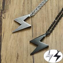 Vnox мужское ожерелье с надписью z Черное и винтажное из нержавеющей