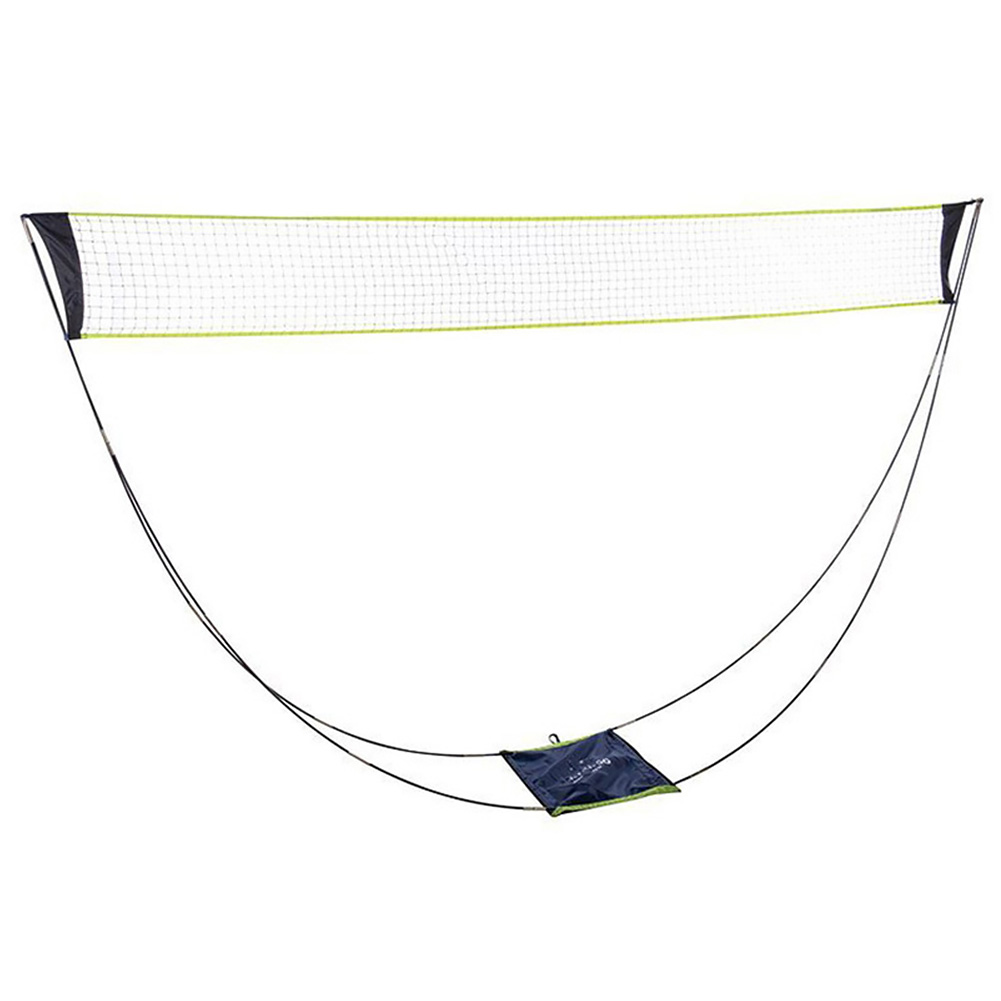 Competition Indoor Outdoor With Stand Kids Adult Portable Tennis Accessories Beach Sports Mesh Training Removable Badminton Net