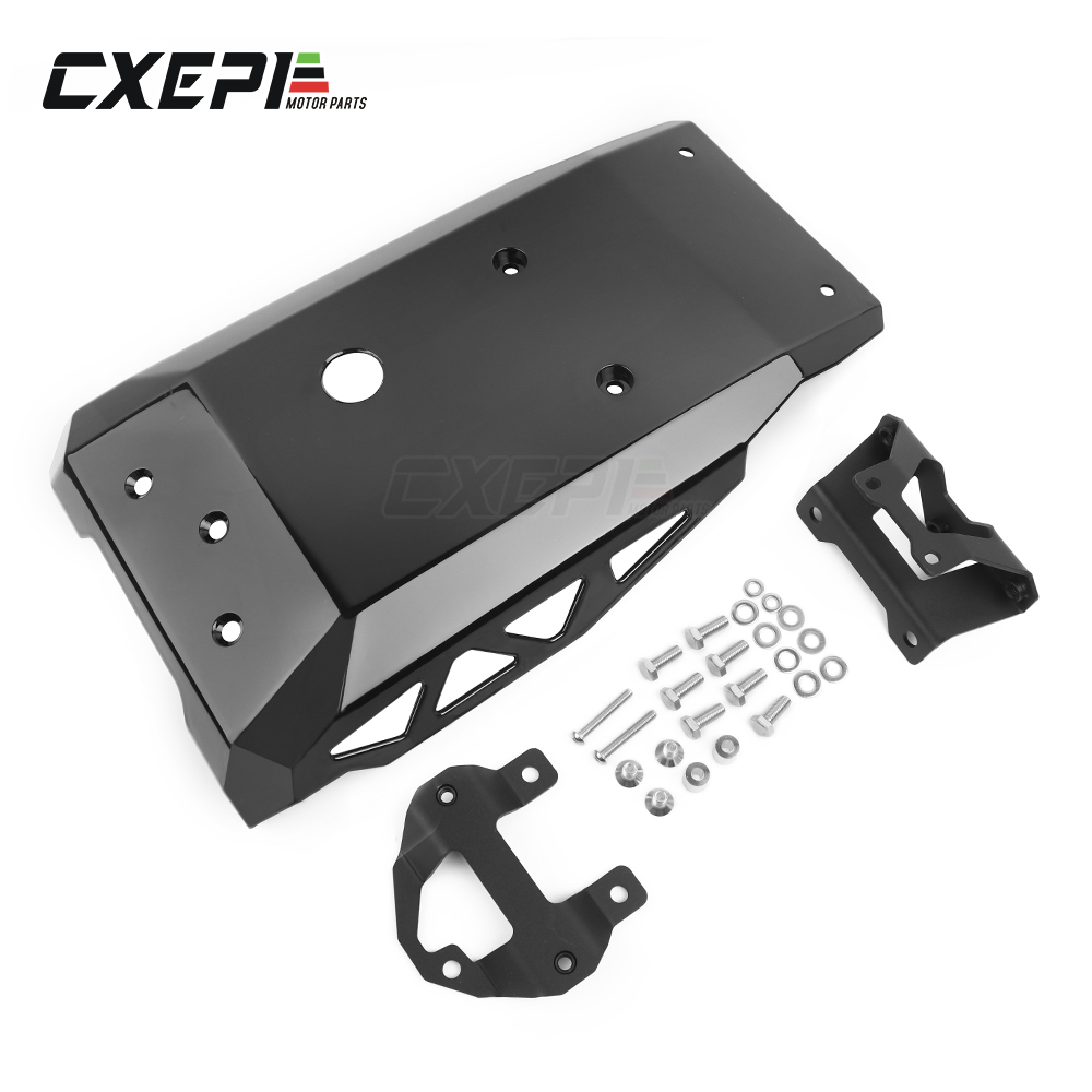 2014 2015 2016 placa skid chassis do 03