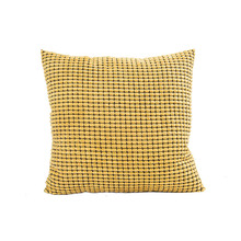 Comfortable home use cushion cover 45x45cm no inner square yellow green blue red soft sofa seat pillow covers X112 цена и фото