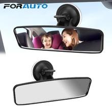 Auto Hinten Spiegel 360 ° Dreht weitwinkel Innen Rückspiegel Einstellbare Baby Auto Spiegel Sicherheit Kinder Monitor saugnapf
