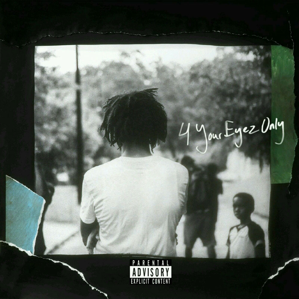 L315 J Cole Forest Hills Drive & Your Eyez Only Albums Covers Art Poster Canvas Wall Picture Decoration Room12x12 24x24in