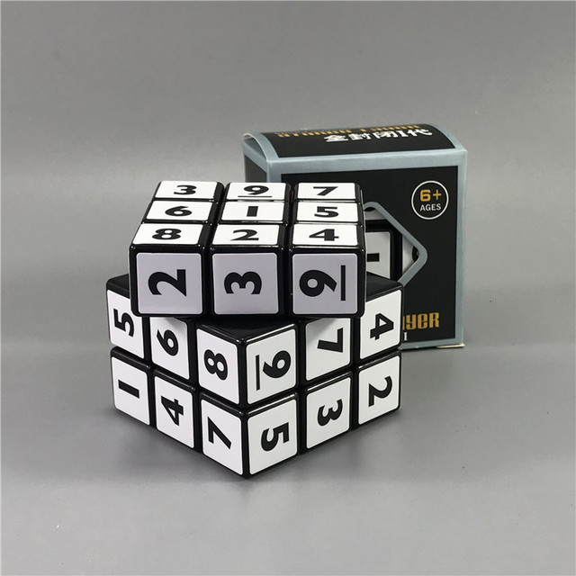 Neo-Magic-Sudoku-Digital-Cube-3x3x3-Professional-Speed-Cubes-Puzzles-Speedcube-Educational-Toys-For-Children-Adults