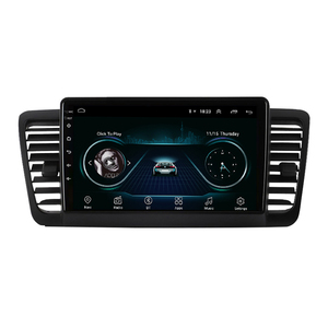 Eastereggs head unit 2din Car Radio Multimedia Video Player Navigation GPS Android 8.1 For Subaru Outback 3 Legacy 4 2004-2009