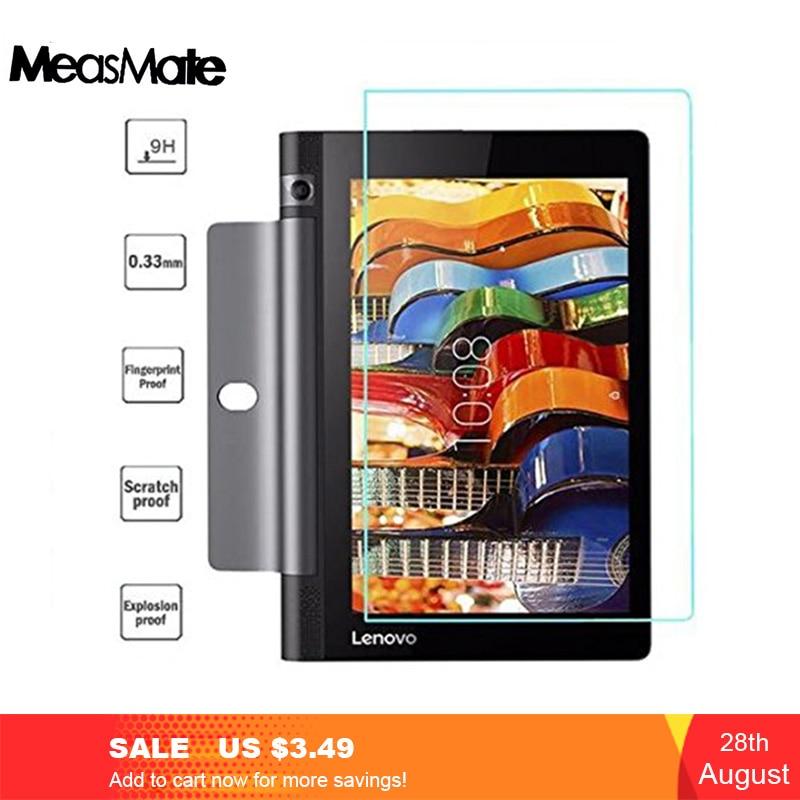 Yoga Tab3 8 850 Tempered Glass For Lenovo Yoga Tab 3 8.0 850F 850L 850M Screen Protector Glass For Lenovo Tab3 8
