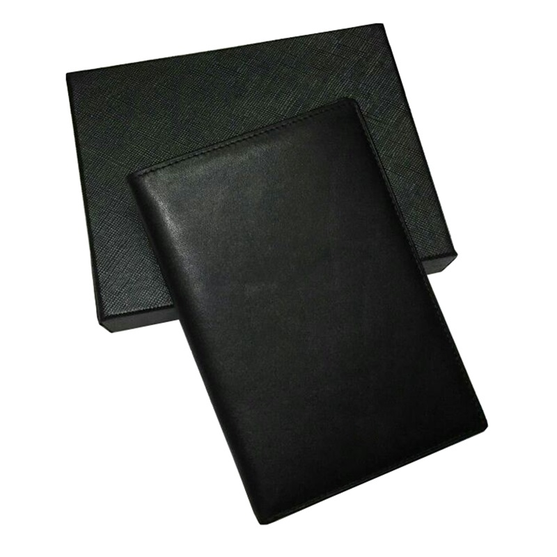 Man Genuine Leather M.B Passport Wallet With Card Holder City Jogging Bags
