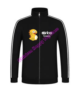 Sweatshirts Dino Vipkid Jacket Overcoat Autumn for Men Women Black-Color Spring Teacher